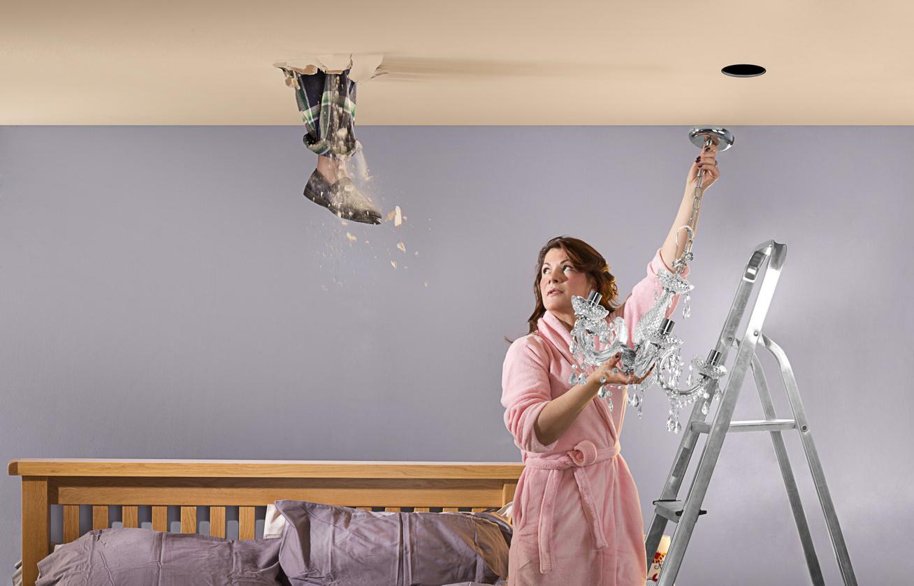 baleset otthon, veszélyes szoba