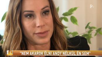 Vajna Tímea: Az üzlettársai szétlopták Andyt