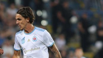 Holman betalált, továbbment az EL-ben a Slovan