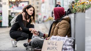 A jóságunkon múlik, hogy segítünk-e másoknak?