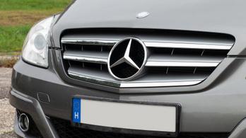 Használtteszt: Mercedes-Benz B 180 CDI – 2009.
