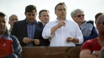 Orbán apjától bérli golfpályáit Mészáros Lőrinc
