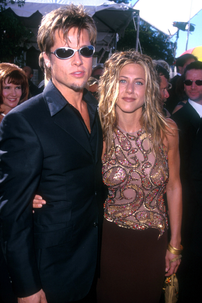 brad pitt és jennifer aniston 1999