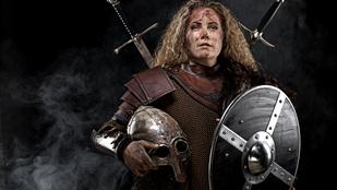 A világhírűvé lett viking harcosnő nem is viking?