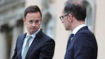 Nem Szijjártó, hanem a német külügyminiszter mondta le a találkozót
