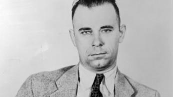 Felnyitják az egyik leghírhedtebb amerikai bűnöző, John Dillinger sírját