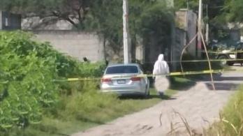 Újra újságírót öltek Mexikóban