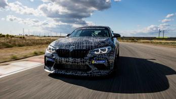 Új sportkocsit mutat be a BMW