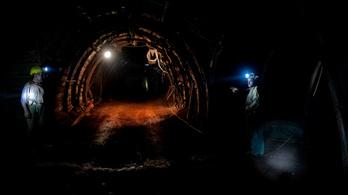 Lementünk az ország utolsó mélyművelésű bányájába
