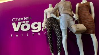 Összes magyarországi üzletét bezárja a Charles Vögele