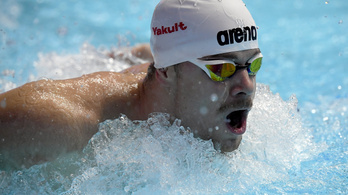 Hungarian swimmer charged with sexual harassment in South Korea