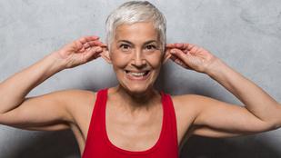 A fül ingerlése lassíthatja az öregedést