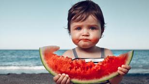 Mit egyen a gyerek nyáron? A dietetikusok megmondják
