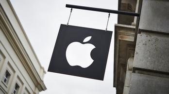 Csökken az iPhone uralma az Apple-nél
