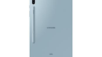 Itt a Samsung Galaxy Tab S6, az iPad Pro kihívója