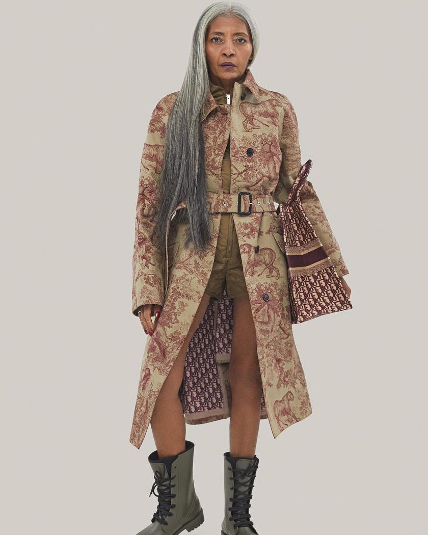Ki hinné, hogy Joani Johnson már 67 éves? A gyönyörű és máig fiatalos modell tíz évet is letagadhat korából.