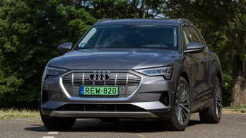 Jön az elérhetőbb villany-Audi