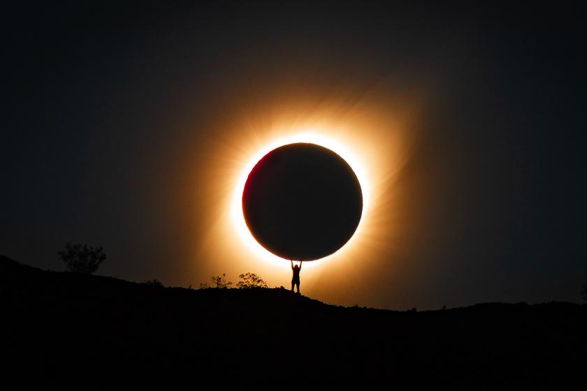 Albert Dros napfogyatkozás 2