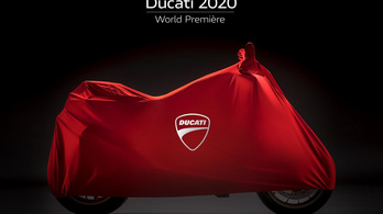 Októberben leplezi le Ducati az új Panigale 959-et és a Streetfighter V4-et
