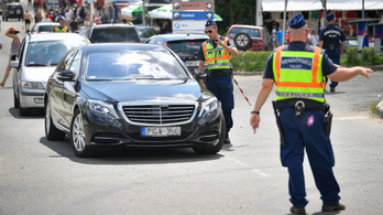 1200 rendőr ügyel a Hungaroringnél