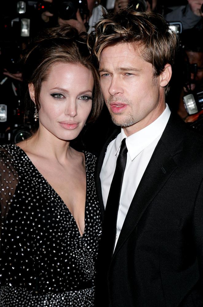 Angelina Jolie és Brad PittTalán minden idők leghíresebb sztárpárja voltak, akiket a rajongók Brandgelinánának neveztek