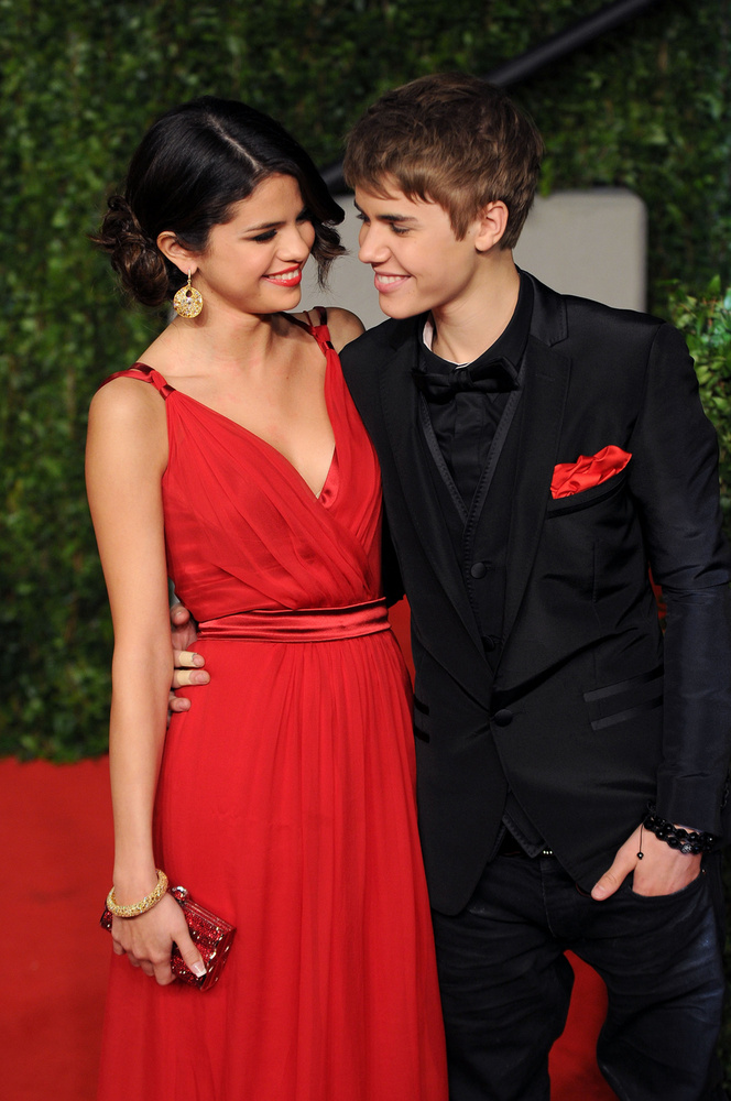 Selena Gomez és Justin BieberA zenészpáros kapcsolata sosem volt felhőtlen, és sokáig éltek se veled se nélküled mintára