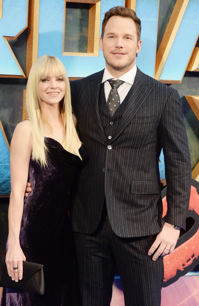 Anna Faris és Chris PrattA Horrorra akadva színésznője és a mára már Űrlordként is emlegetett Chris Pratt még a színész felkapása előtt szerettek egymásba