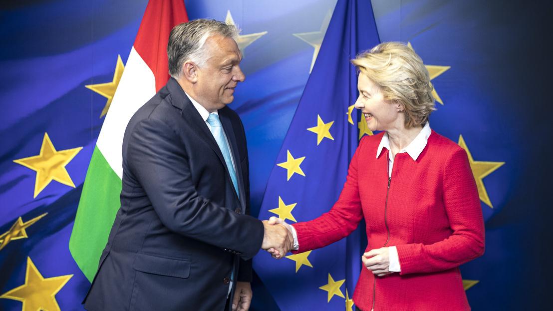 """Képtalálat a következőre: """"Ursula von der Leyen orbán https"""""""