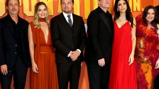 Lena Dunham megpróbálta megcsókolni Brad Pittet, elég bénán sikerült