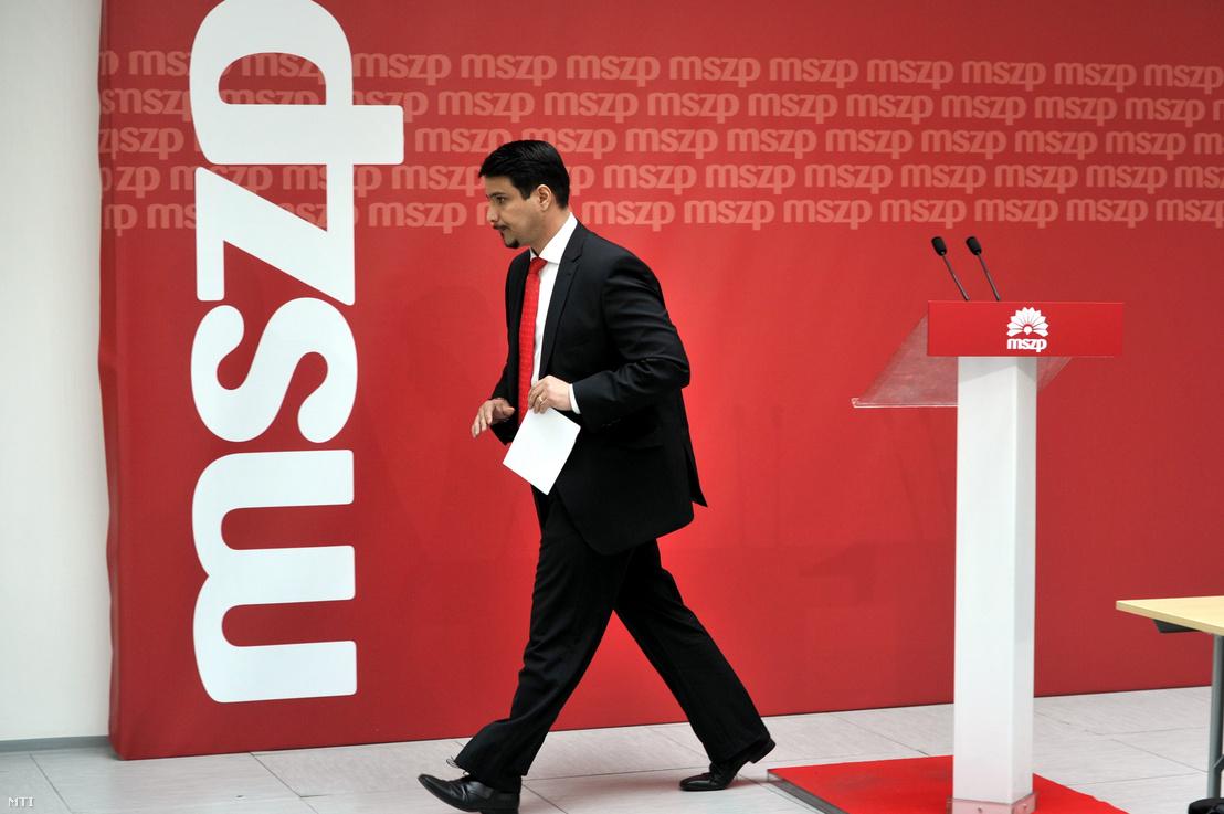 2014. május 29-én Mesterházy Attila lemondott MSZP-elnöki és parlamenti frakcióvezetői posztjáról