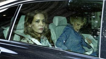 Kényszerházasság és molesztálás elleni védelmet kért a dubaji hercegnő