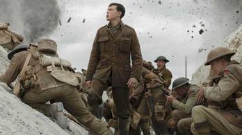 Sam Mendes elkészítette saját világháborús filmjét