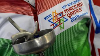 Megtámadták a budapesti Maccabi Játékok egyik idős önkéntesét