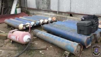 Lekapcsolták a feltalálóba oltott feldebrői gázlopót