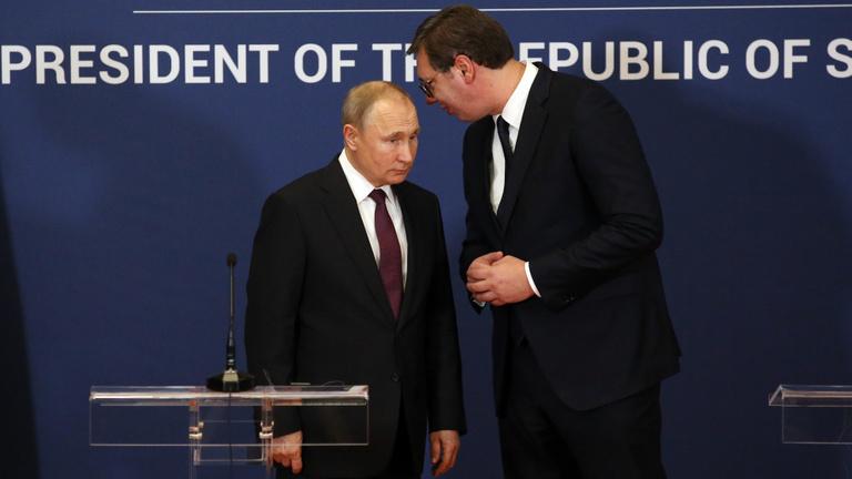 Nem gesztus volt az orosz katonai szállítmány átengedése