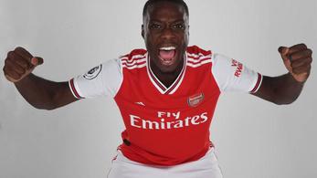 80 millió euróért érkezik az Arsenal új rekordigazolása