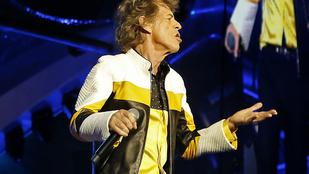 Mick Jagger kisfiának minden rezdülésében ott van az apja