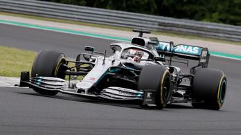 Red Bullok az élen, Hamilton a leggyorsabb a Hungaroringen