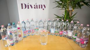 Ásványvizek tesztje: van értelme palackozottat venni csapvíz helyett?