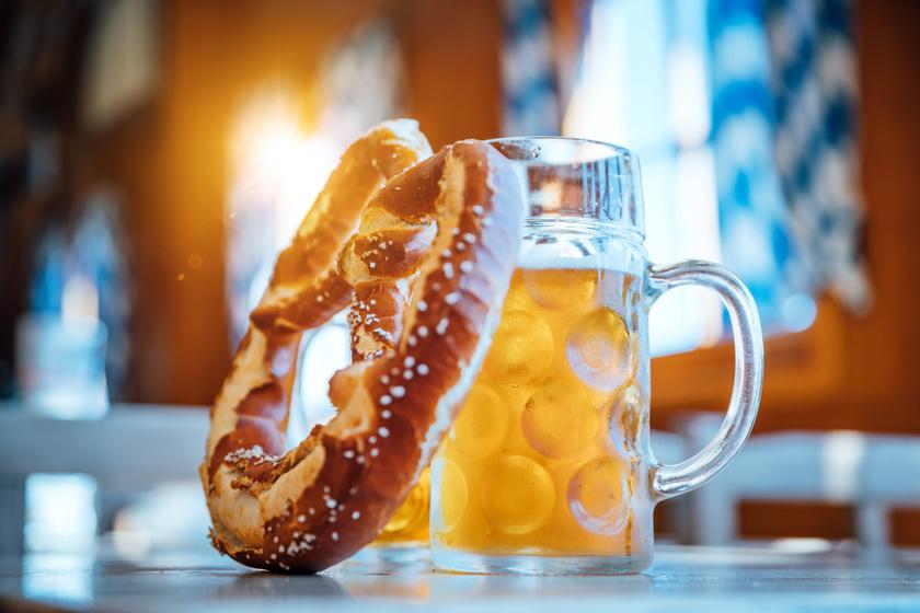 sör, köszvény, perec, purin tartalmú ételek