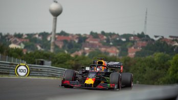Forma-1: eső, nagy bukás, piros zászló, Red Bull-siker a Hungaroringen