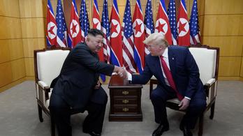 Trump: Kim nem okozna nekem csalódást