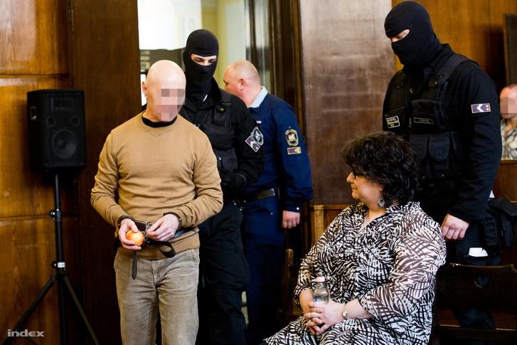 Jozef Rohác a Fővárosi Törvényszék tárgyalótermében 2016. március 31-én.