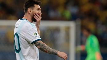 Messit három hónapra eltiltották, milliókat fizethet
