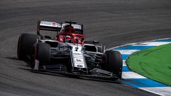 Szeptember végéig nem hivatalos a Német GP végeredménye