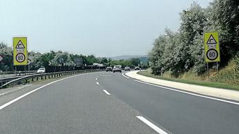 22 milliárdból újul meg 71 kilométer az M1-esen