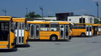 51 milliárdért vesz új buszokat a Volán