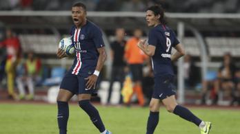 Kínában bosszulta meg a kupadöntős vereséget a PSG