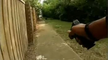 Meghalt egy nő, miután egy rendőr rálőtt a kutyájára, de őt is eltalálta