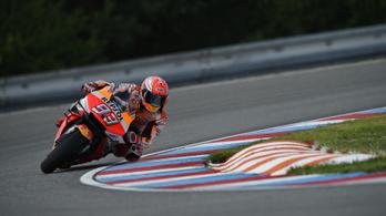MotoGP: Márquez a cseheknél is beállított egy rekordot